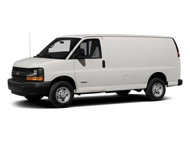 Dodge Work Van >> 2014 Chevrolet Express Cargo Van Work Van Albany Ny Schenectady