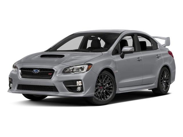 2017 Subaru Wrx Sti Albany Ny Schenectady Troy Latham New York Jf1v63h9822575