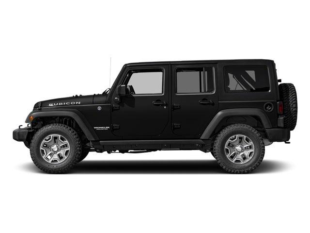 2016 Jeep Wrangler Unlimited Rubicon In Albany Ny Goldstein Chrysler Dodge Ram