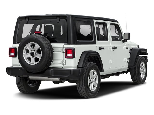 2018 Jeep Wrangler Unlimited Sport S In Albany, NY   Goldstein Chrysler Jeep  Dodge RAM