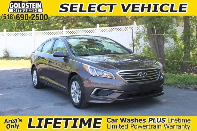 2017 Hyundai Sonata 2 4l In Albany Ny Goldstein Chrysler Jeep Dodge Ram
