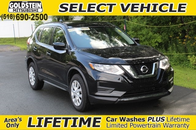 2017 Nissan Rogue S In Albany, NY   Goldstein Chrysler Jeep Dodge RAM