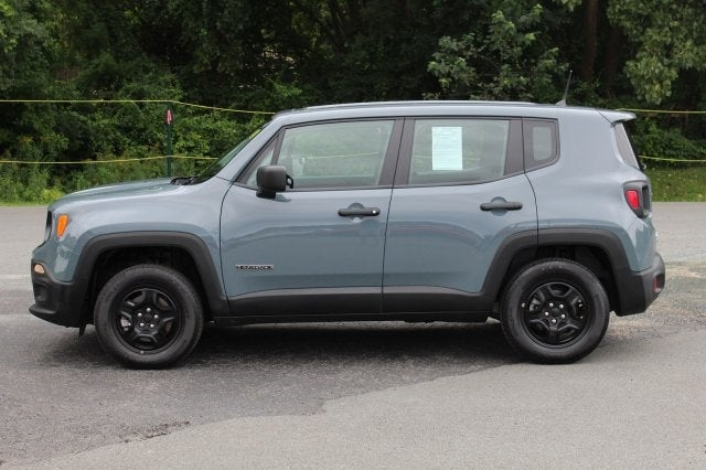 2017 Jeep Renegade Sport In Albany Ny Goldstein Chrysler Dodge Ram