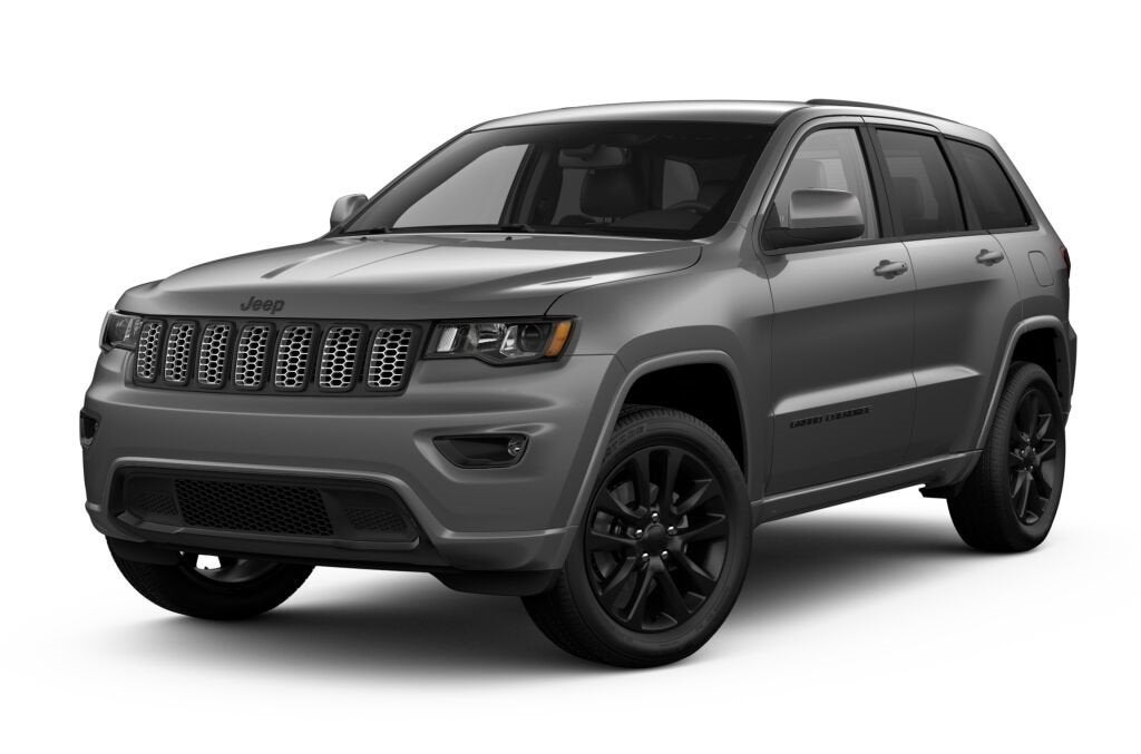 2018 Jeep Grand Cherokee Alude 4x4 In Albany Ny Goldstein Chrysler
