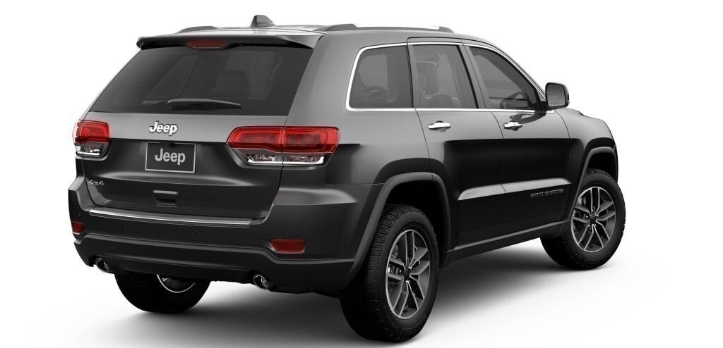 2019 Jeep Grand Cherokee GRAND CHEROKEE LIMITED 4X4 In Albany, NY    Goldstein Chrysler Jeep