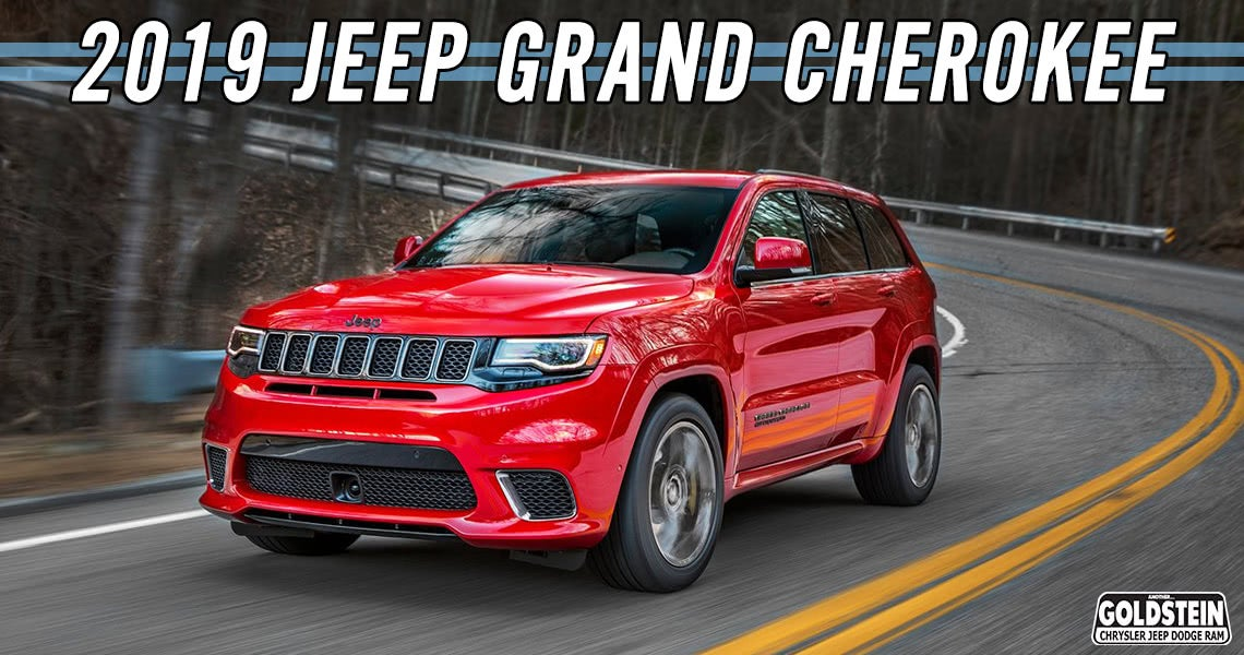2019 Jeep Grand Cherokee In Latham Ny Goldstein Chrysler Jeep