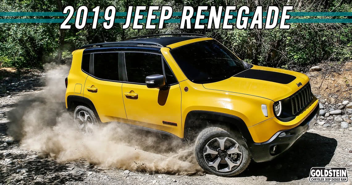 2019 Jeep Renegade In Latham Ny Goldstein Chrysler Jeep Dodge Ram