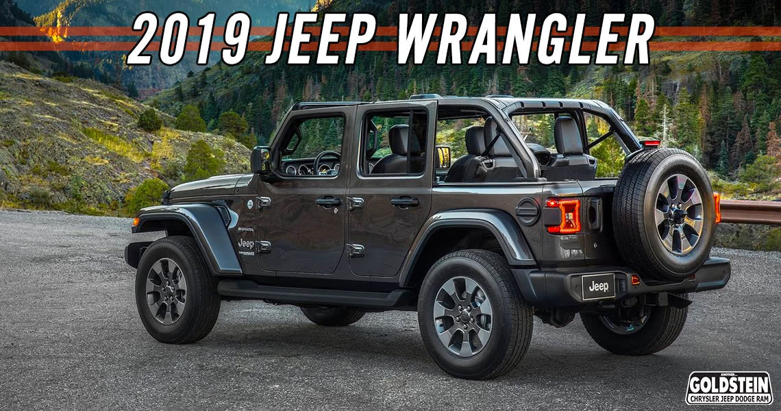 2019 Jeep Wrangler In Latham Ny Goldstein Chrysler Jeep Dodge Ram