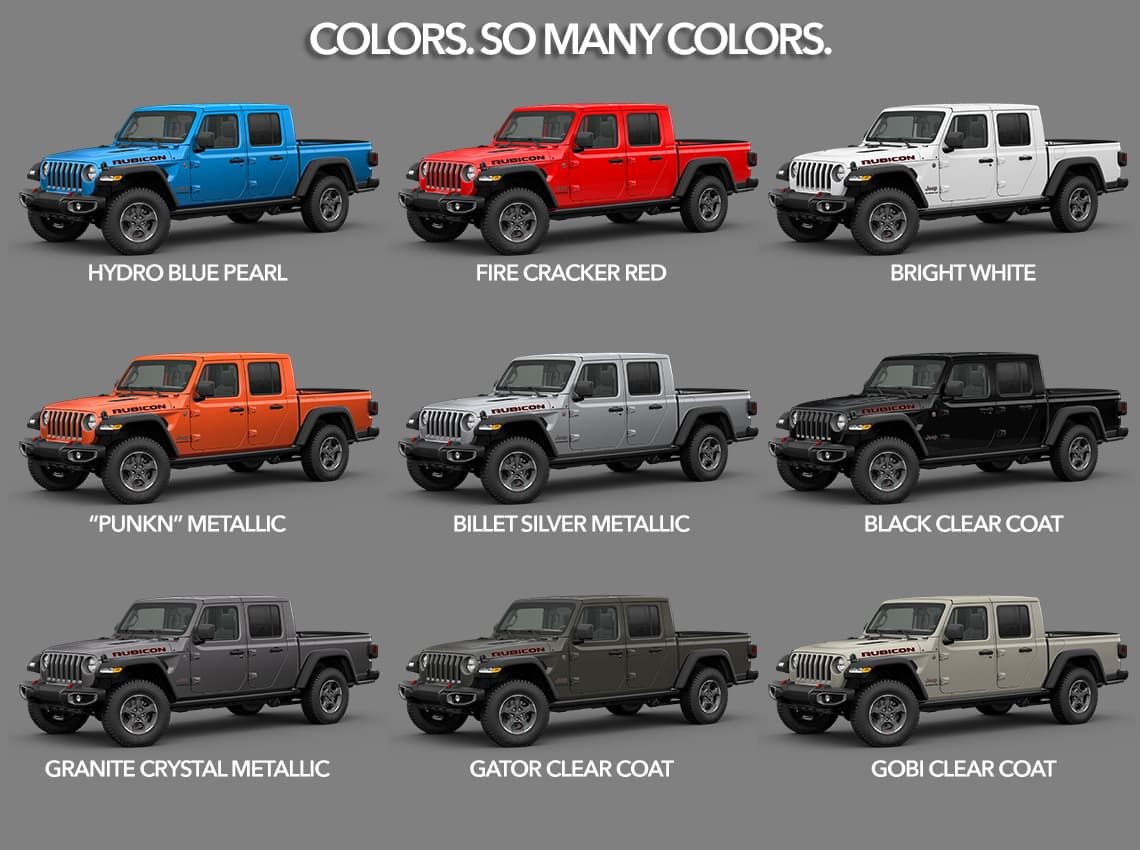 2020 Jeep Gladiator It S Here