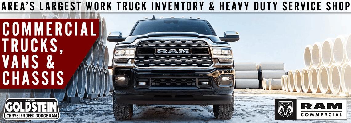 Commercial Trucks Vans Chassis